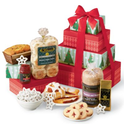 Christmas Cheer Gift Tower Classic