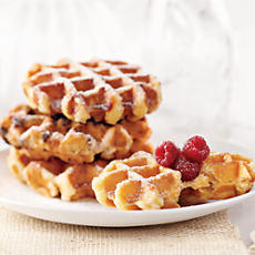 Create-Your-Own Belgian Waffles 12-Pack