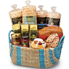 Wake Up To Wonderful Gift Basket Deluxe
