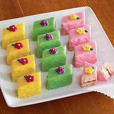 NEW Mother's Day Petits Fours
