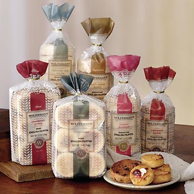 English Muffin Variety Assortment